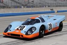 I LIKE OLD RACECARS / by Gary Looper
