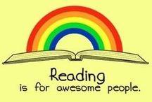 Library Fun / Because reading shouldn't be boring.