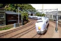鉄道模型 ビデオ 「日本」