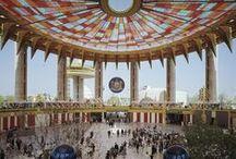World's Fairs Architecture Masterpieces