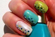 Paznokcie, wzory, nails