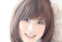 ヘアースタイル Hairstyle