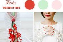 Палитры Palettes / Красивейшие свадебные палитры
