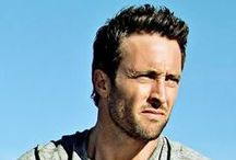 Five-0 / Alex O'Loughlin!  There are no words.....