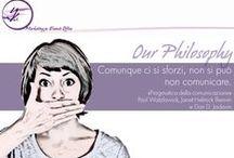 """Our Philosophy / Una rassegna alla scoperta della """"filosofia"""" di Your Lab."""