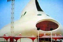 Osaka Expo'70 / The Futuristic Experience of 1970 Osaka World Exposition