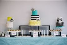 Сладкий стол Dessert table