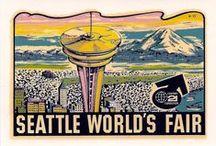 The Century 21 Exposition / 1962 Seattle World's Fair. The World of Tomorrow