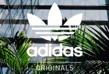 »Adidas logo wallpapers«