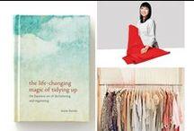 HALE to Organization / Konmari closet organization Tidy up Fold clothes Drawers