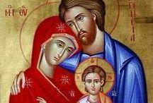 Święta Rodzina Ikony