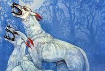 Starfall Trilogy refs - the Wild Hunt