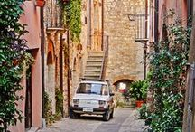 "Italy Travel | Umbria / Umbria is known as the Green Heart of Italy. It's an incredible destination to travel to. This region is next to Tuscany and very similar, yet somehow different. Put it on your ""must travel to"" list!!"