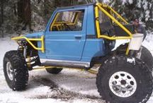 4X4 / Suzuki  Jeep Land Rover etc...