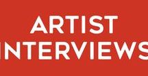 Video Interviews with Modern Artists / This is a collection of short exclusive bio's on popular modern artists from around the world.