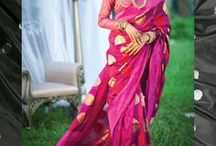 Lehengas, Saris and more Indian clothes!