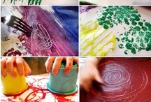 kid crafts/fun / by Alesha Kelley