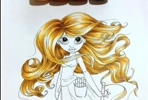 Copic Ideas / by Nicole Stalker