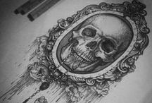 INK. / by Brianne Santala