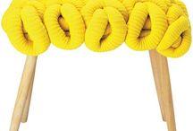 . Knit / Textile / Wool .