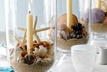 Table Center Piece Ideas / by Karen Key