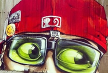 3D ~ Street Art / by Dawn Kane