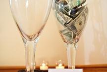 Jessie/Erin/Erica wedding ideas / by Amy Bullock