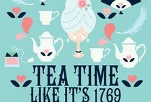 Tea Party Awesome-ness / by Julie Blaney