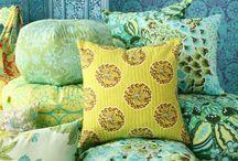 . Cozy Cushions .
