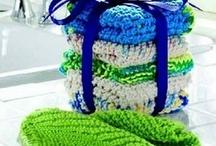 Crocheting,etc. / by Gail Jordan