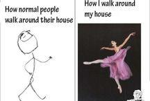 Ballet / by Julie Blaney