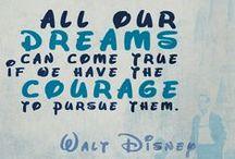Believe in Fairytales ~ Disney ♥ / by Lauryn Barnes