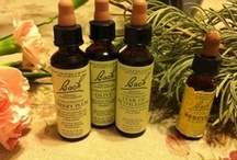 bach flower remedies / similar to homeopathy, but more for healing emotions... these have helped me tremendously!