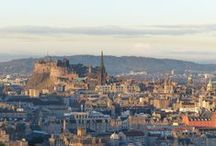 """Edinburgh Castle / Edinburgh Castle is one of the places our visitors to Craigwell Cottage have on their """"must see"""" list on a first visit to the city. Not only is it a fascinating place to visit for the stories and history; but there are spectacular views from the castle too.  Stay with us at http://www.2edinburgh.co.uk and walk there! (uphill...)"""