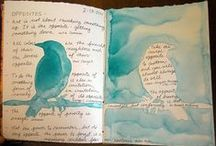 Mixed Media Journaling / by Shanyn Emerson
