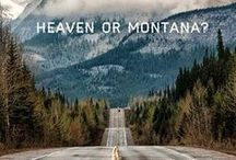 Montana Bound ♥ / Home sweet home :) / by Lauryn Barnes