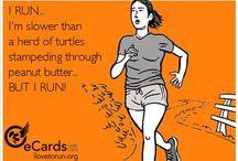 Running / by Julie Blaney