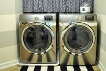Laundry room / by Katelyn Tibbens