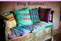 Blog Buddies: Home Decor / Home decor ideas for decorating your home or office written by a group of bloggers known as The Blog Buddies