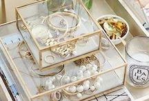 Jewelry Organizer / Jewelry Organizer and holder. DIY, Ideas to copy.