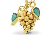 Unique Handmade Jewelry / Silver and gold Jewelry handmade by Nancy Troske Goldsmith.