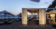 40 Beach Bar-Restaurant, Vouliagmeni, May 2016 / Project: 40 Beach Bar-Restaurant Location: Vouliagmeni, Greece Completed May 2016
