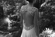 Wedding Dresses <3 / I have a thing for wedding dresses... what can I say? / by Rachel M