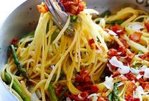 Noodles, Pasta / by Glenis C.