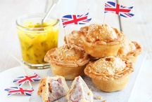 English Recipes / Recipes with English measurements and English ingredients - so .... some translation might be necessary  (there are a few Aussie ones among these since they use the same measurements). / by Glenis C.