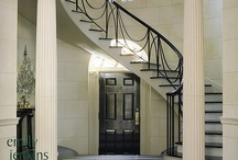 Foyers and Staircases / by J A