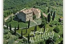 Castle in Southern Tuscany / Colorful countryside affair in this jaw-dropping resort for your unforgettable wedding in Tuscany! Perfectly inspired Tuscan castle that radiates style, charm and unabashed bliss!