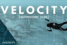 """""""Velocity"""" / a followup and continuation on MOMENTUM November 9th - 23rd, 2014"""