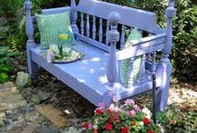 Outdoor Furniture / A Collection of furniture ideas for your outdoor spaces.