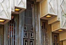 art deco / Art Deco style